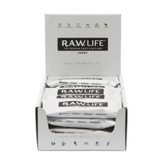 Батончик натуральный R.A.W. LIFE White Кокос коробка 20 шт.