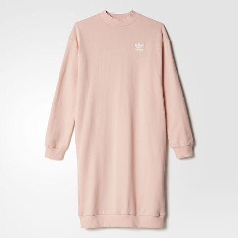 Платье женское adidas ORIGINALS 3 STRIPES CREW