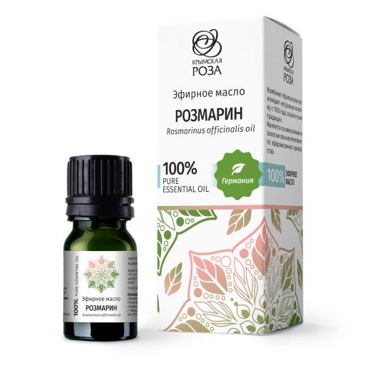 Эфирное масло Розмарин / Крымская роза, 5 мл