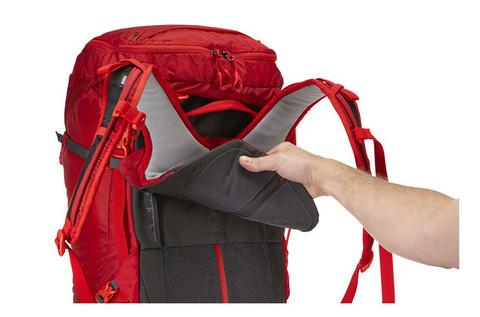 Картинка рюкзак туристический Thule Versant 70 Малиновый - 7