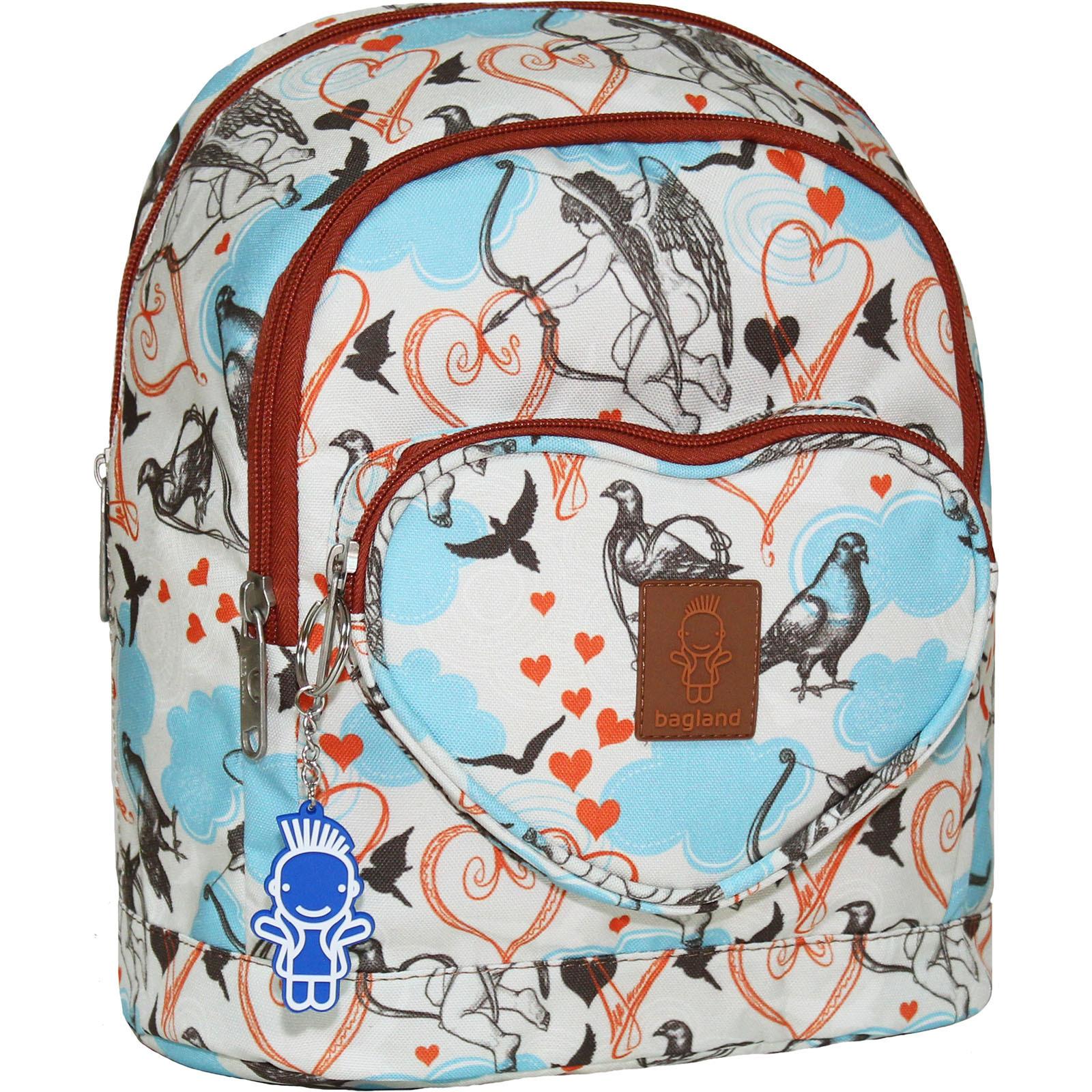Женские рюкзаки Рюкзак Bagland Heart 9 л. сублимация 88 (00163664) IMG_2700.JPG