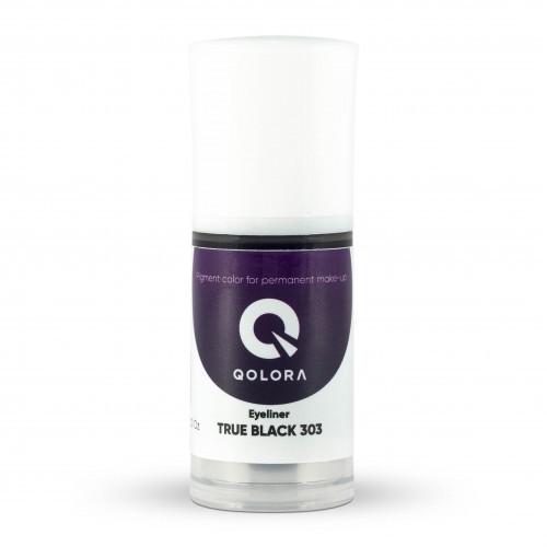 Пигмент Qolora True Black 303