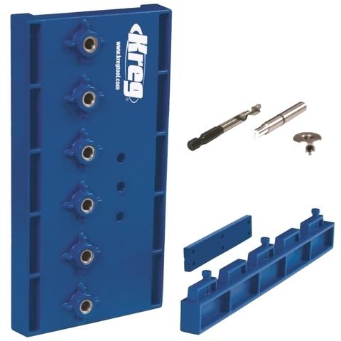 Кондуктор для сверления отверстий для полкодержателей KMA3220-INT