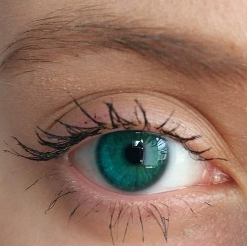 Оттеночные линзы для Светлых глаз Marquise solo aqua