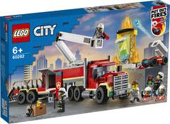 Lego konstruktor City Fire Command Unit