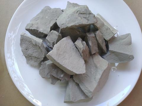 Кимериджская ундоровская голубая глина
