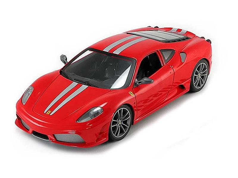 Коллекционная модель Ferrari Ferrari F430 Scuderia 2007 Red
