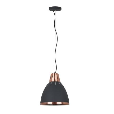 Подвесной светильник CAMELION Loft PL-426M C62 черный + медь