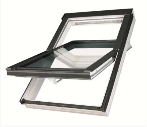Мансардное окно Факро PTP U3 55х78 Стандарт