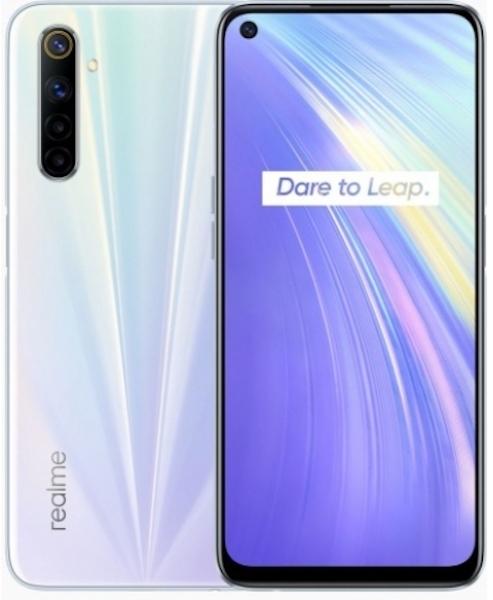 Realme 6 Realme 6 4/128GB Comet White (Белый) white1.jpeg