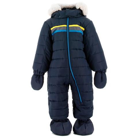 Зимний комбинезон CMP 30W0902GF N950 Dark blue