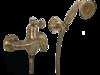 Смеситель для ванны Migliore Bomond ML.BMD-9702.BR бронза