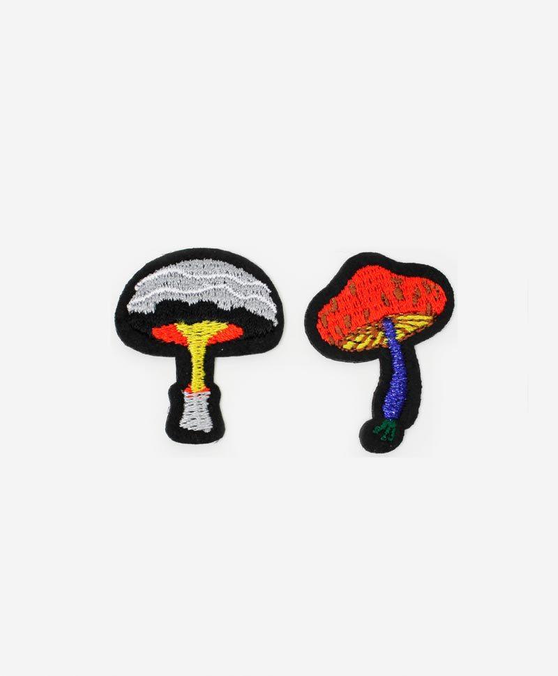 Патч-заплатка Mushrooms