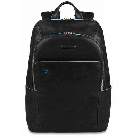 Рюкзак Piquadro Blue Square (CA3214B2/N) черный кожа