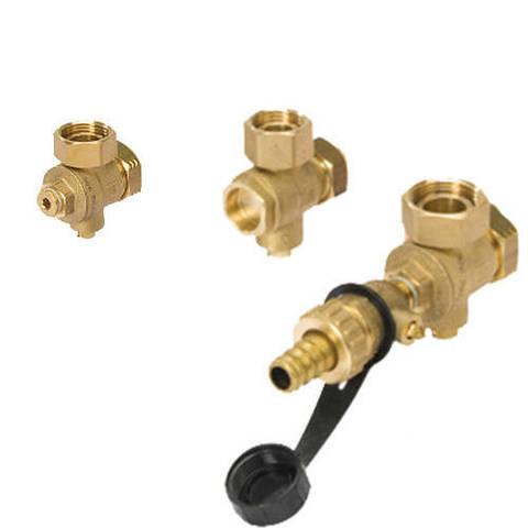 Комплект подключения газового котла для скрытой прокладки Viessmann Vitopend A1HB/A1JB 8,5 и 34 кВт