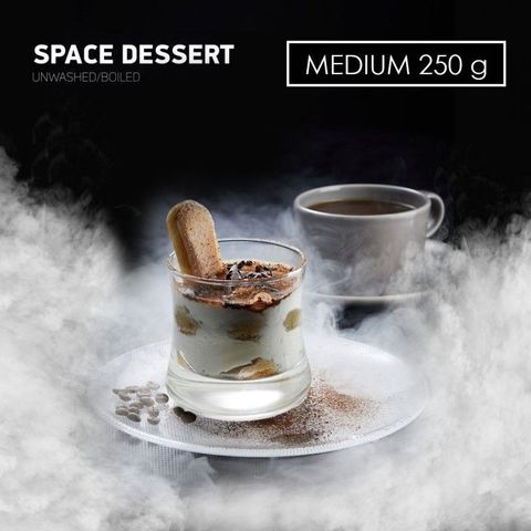 Табак Dark Side MEDIUM SPACE DESSERT 250 г
