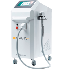 Универсальный лазерный аппарат Magic ONE 808 нм 4 кВт