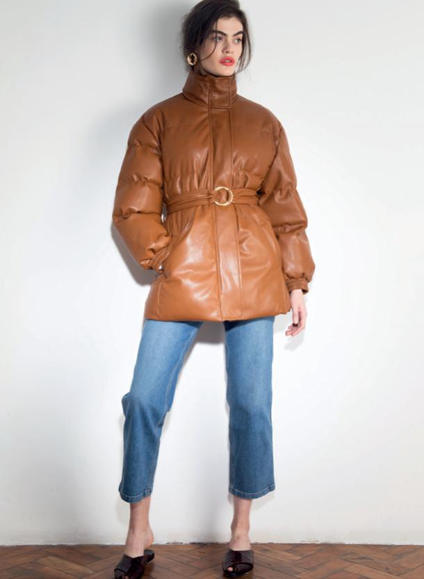 Куртка HIDE PANSY