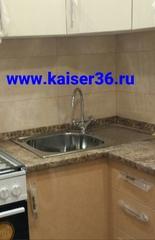 Кухонная мойка врезная из нержавеющей стали Kaiser KSS-7850 фото от покупателя 2