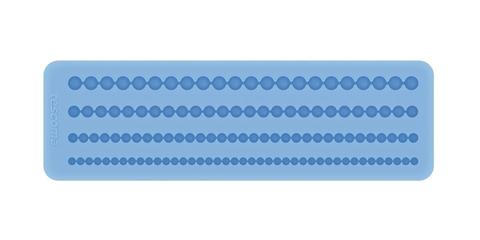 Силиконовые формочки Tescoma DELICIA DECO, бордюр с бусинами