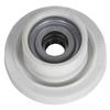 Суппорт для стиральной машины Electrolux (Электролюкс) в сборе пластик.(ЛЕВЫЙ-напротив шкива, резьба по часовой)+сальн.V-RING - SPD002ZN, 4071430963, 4071374096, 883382000