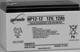 Аккумулятор EnerSys Genesis NP12-12 ( 12V 12Ah / 12В 12Ач ) - фотография
