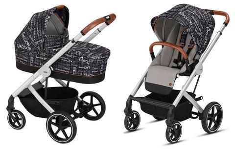 Детская коляска Cybex Balios S 2 в 1 FE Strenght