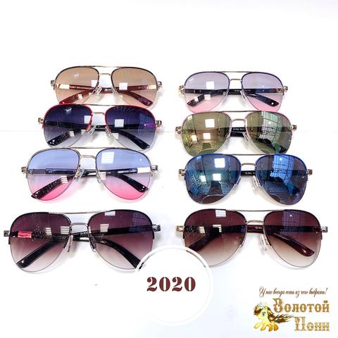 Очки солнцезащитные детские (5-10) 200320-F5440