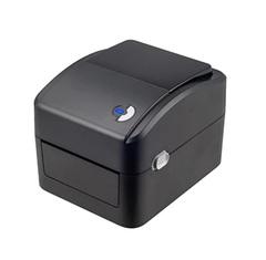 Термальный принтер этикеток Xprinter XP-420B black USB