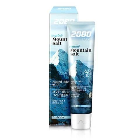 Зубная паста с гималайской солью. Мятный вкус, 120g, DC 2080