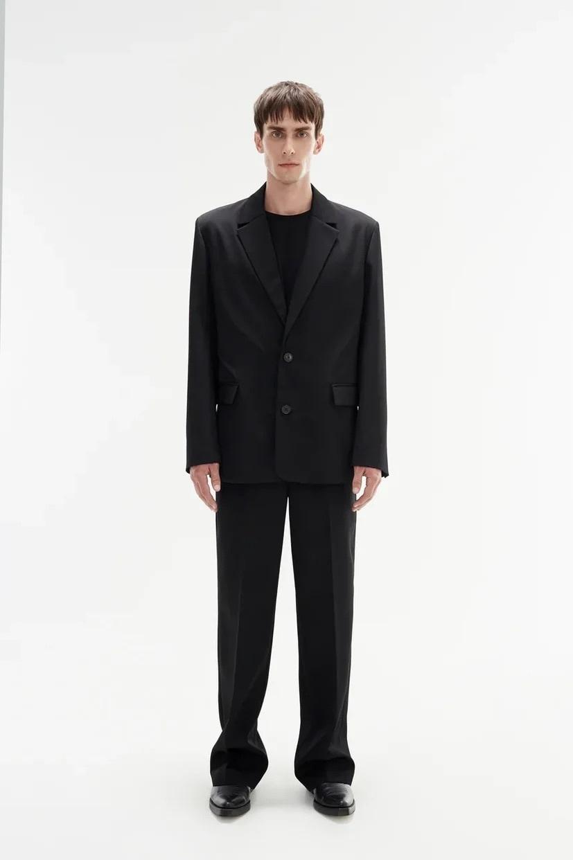 Пиджак однобортный