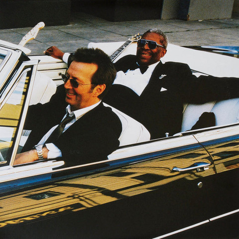 B.B. King & Eric Clapton / Riding With The King (2LP)
