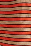 Водолазка для беременных 09794 оранжевый полоса