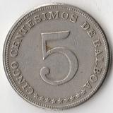 K8243, 1968, Панама, 5 сентесимо