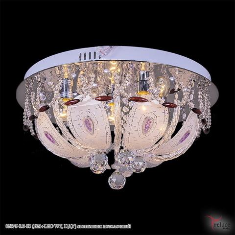 05375-0.3-05 (E14+LED WT, ПДУ) светильник потолочный