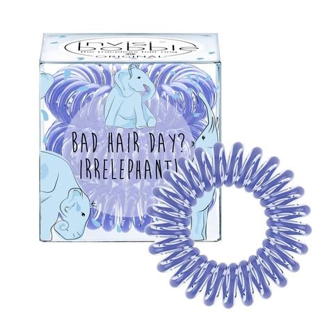 Резинка-браслет для волос Bad Hair Day? Irrelephant! | Invisibobble