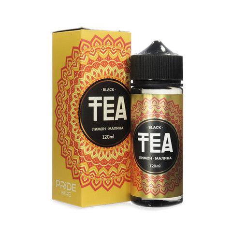 Жидкость Tea 120 мл Black Tea Лимон Малина