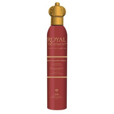 CHI Royal Treatment: Сухой шампунь для волос (Dry Shampoo Spray), 198г