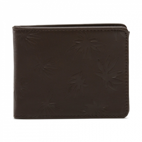 Бумажник VANS MN FERGUS BIFOLD Dark Brown
