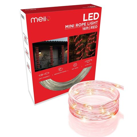 красный дюралайт шнур лед LED цена купить