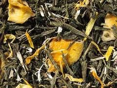 Зеленый чай Мангобель (манго-мирабель)
