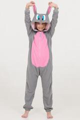 "Детская пижама-кигуруми ""Кролик"""