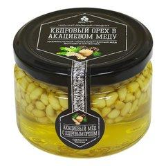 Кедровый орех в акациевом меду, 250