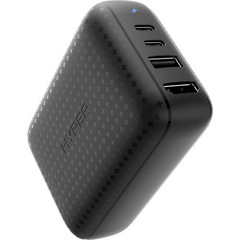 USB-хаб Hyper HyperDrive 60W USB-C Power Hub для Nintendo Switch, черный