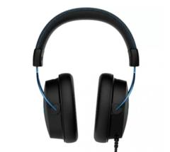 Компьютерная гарнитура HyperX Cloud Alpha S Black/Blue (Черный/синий)