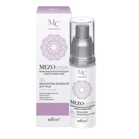 Белита MEZOcomplex Мезокрем дневной для лица 30+ Глубокое увлажнение 50мл