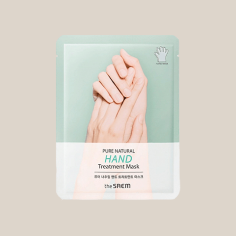 Маска для рук The Saem Pure Natural Hand Treatment Mask