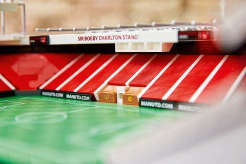 LEGO Creator: Стадион Манчестер Юнайтед 10272 — Old Trafford - Manchester United — Лего Креатор Создатель