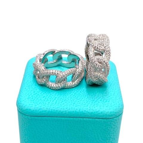 10024- Кольцо из серебра