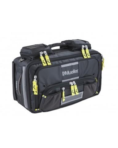 13001 AT PRO SERIES MEDI KID OMNI, ПРОФЕССИОНАЛЬНАЯ СУМКА ВРАЧА которую можно носить на ремне через плечо и как рюкзак.  38x 56 x 24 см
